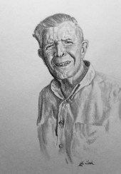 Grandfather Drawing