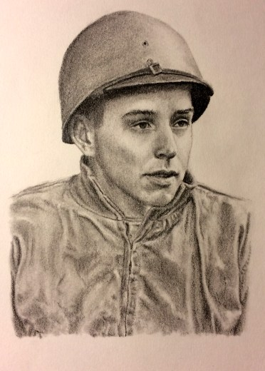 Soldier Drawing