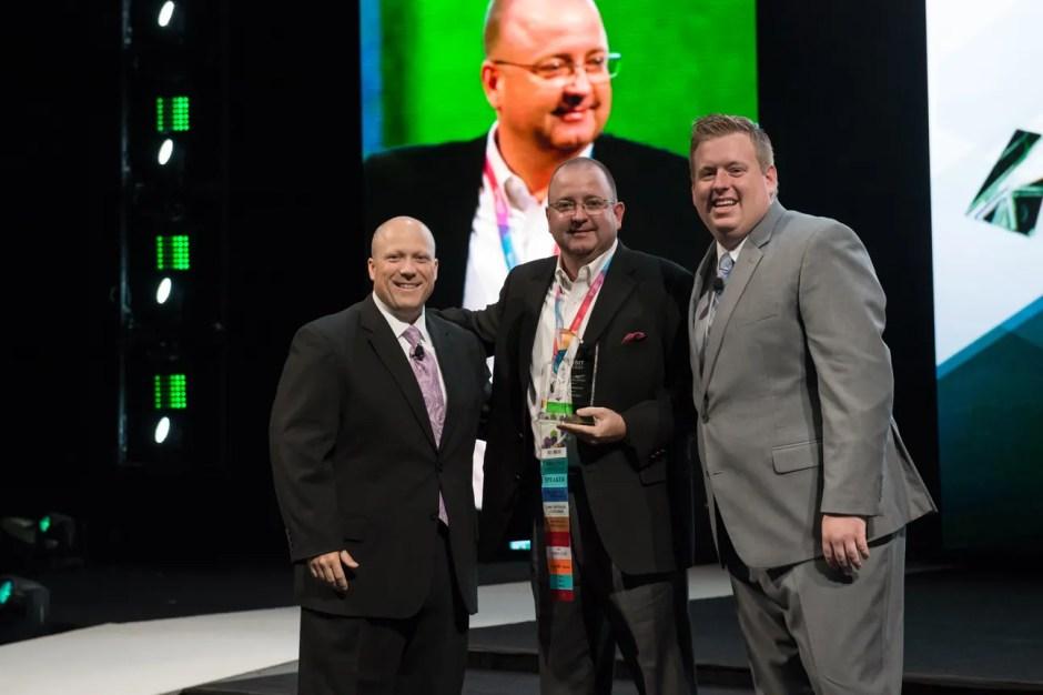 John Morrison Pure Energy Award