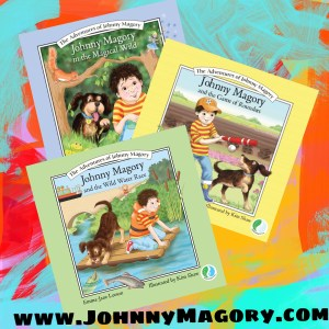 Johnny Magory 3 Book Bundle