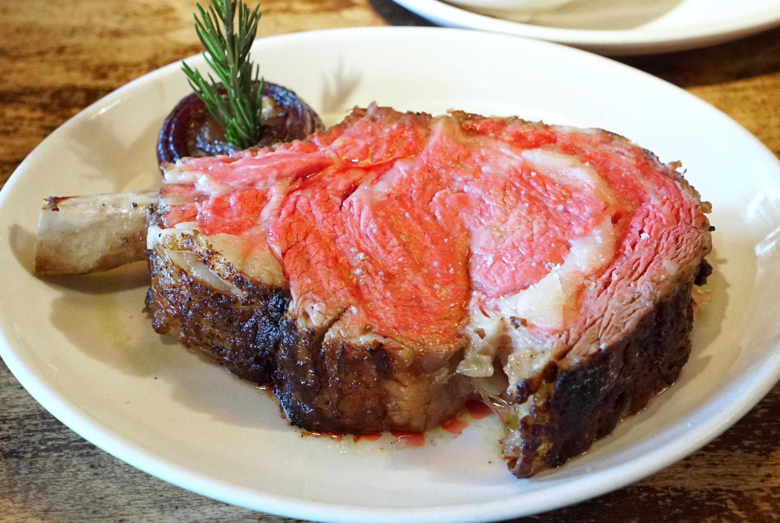 Absorbing Rib Steak Johnny Prime Prime Rib Steak Recipe Prime Rib Steak Calories nice food Prime Rib Steak