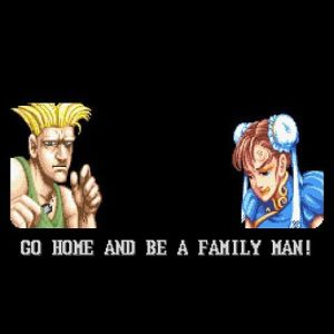 Im Chun Li now streetfighter guile chunli familyman