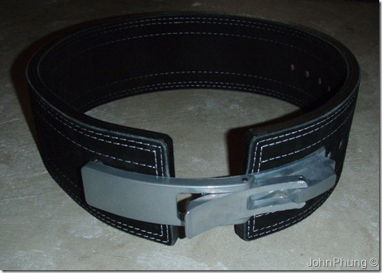 Inzer Forever 13mm Lever Belt Review