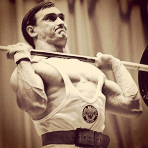 His writings has helped take my overhead press to 300…