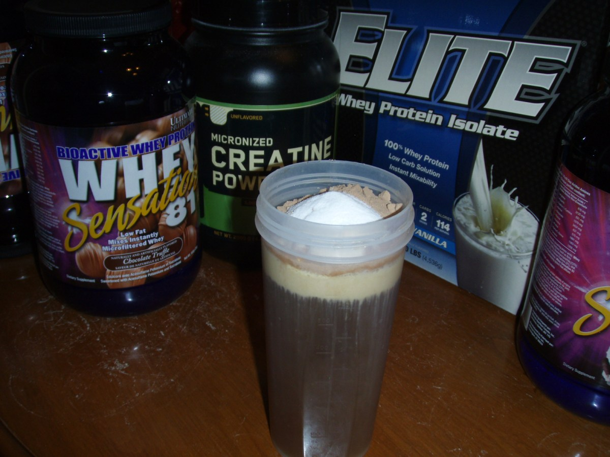 Adding Whey Protein To Tea: Endless Combinations!
