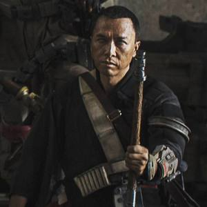Donnie Yen in Star Wars Rogue One! starwars donnieyen