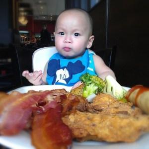 Son...TIME TO BULK BRAH #BULK #buffet