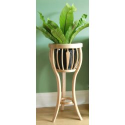 Small Crop Of Wood Plant Stand