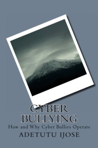 cyber bullying front cover image