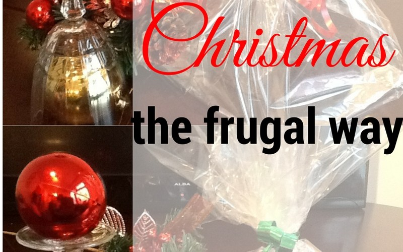 Preparing for Christmas the Frugal Way
