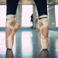 staying fit | ballet