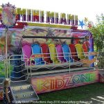 Mini Miami Fairground Ride For Kids