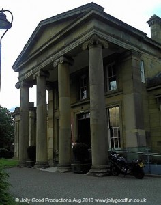 Monkwearmouth Museum