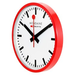 Small Of Large Red Wall Clocks