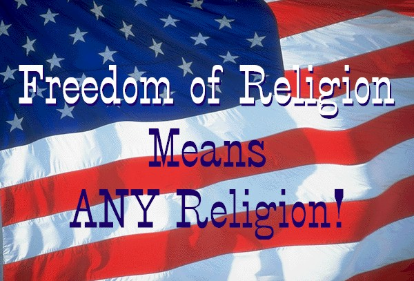 the guarantee of the freedom of religion and speech in the united states constitution Free essay: the first amendment of the bill of rights to the constitution guarantees four freedoms: freedom of religion, speech, press and assembly the bill.