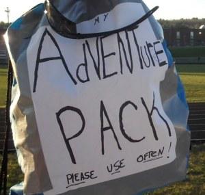 My adventure Pack