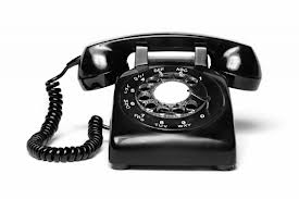 This is a phone. It used to be in your home and if you weren't there, nobody could get in touch with you. Scary to most people today.