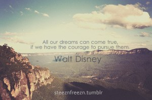 walt dream