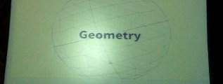WebGL - three.js geometry