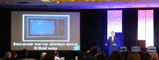 Victor Lee from Hasbro - keynote for ClickZ Live Chicago 2015
