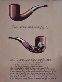 pipe explosive