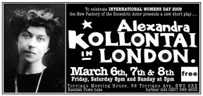 Kollontai in London