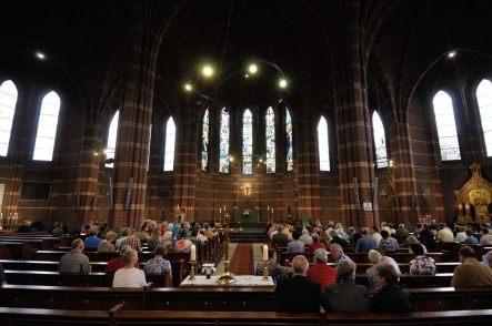 Impressie kerk