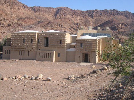 feynan lodge jordan