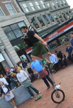 Harvard Square Street Show