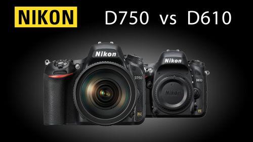 Medium Of D610 Vs D750