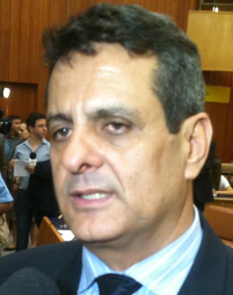 Denício Trindade reconheceu derrota antes da votação | Foto: Marcello Dantas/Jornal Opção Online - denicio-trindade
