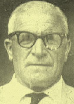 Herbert Cukurs, o Carrasco de Riga, foi executado pelo Mossad no Uruguai / Herbert Cukurs, o Carrasco de Riga, foi executado pelo Mossad no Uruguai