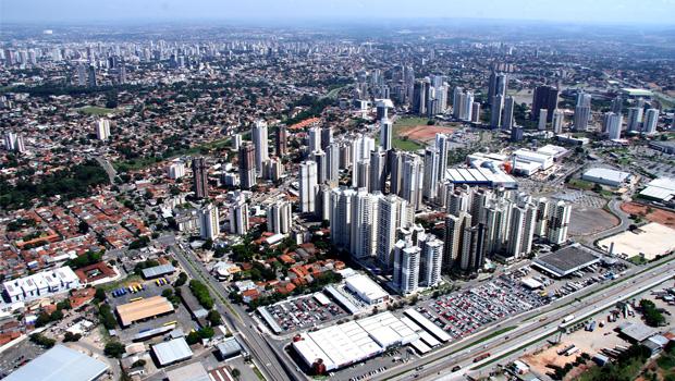 Goiânia é a segunda capital com maior valorização de imóveis do país