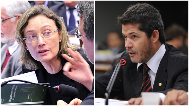 """Delegado Waldir entra com representação contra Maria do Rosário: """"Desrespeitou o povo de Goiás"""""""