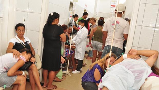 Caos nas unidades de saúde da rede pública mostra o descaso com o planejamento por parte do governo federal | Pedro Dias