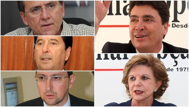 """Os 11 principais postulantes ao Senado por Goiás na disputa de 2018. """"Só"""" há uma vaga"""