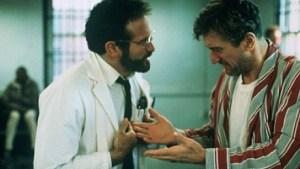Robin Williams e Robert de Niro em Tempo de Despertar