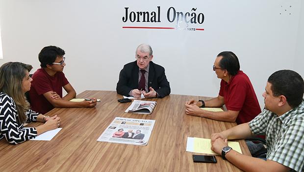 """José Eustáquio Romão: """"Seria bom transformar o que há de bom ocorrendo nos Estados em referência nacional"""""""