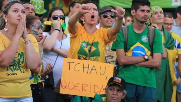 Goiânia terá nova manifestação pró-impeachment no domingo (31/7)