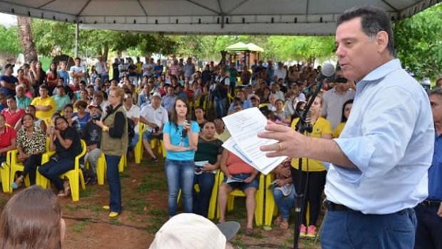 Marconi garante liberação de R$ 20 milhões para conclusão de Itegos