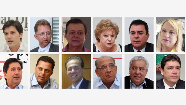 Cisma na base de Marconi Perillo tem mais a ver com eleição para senador do que para governador