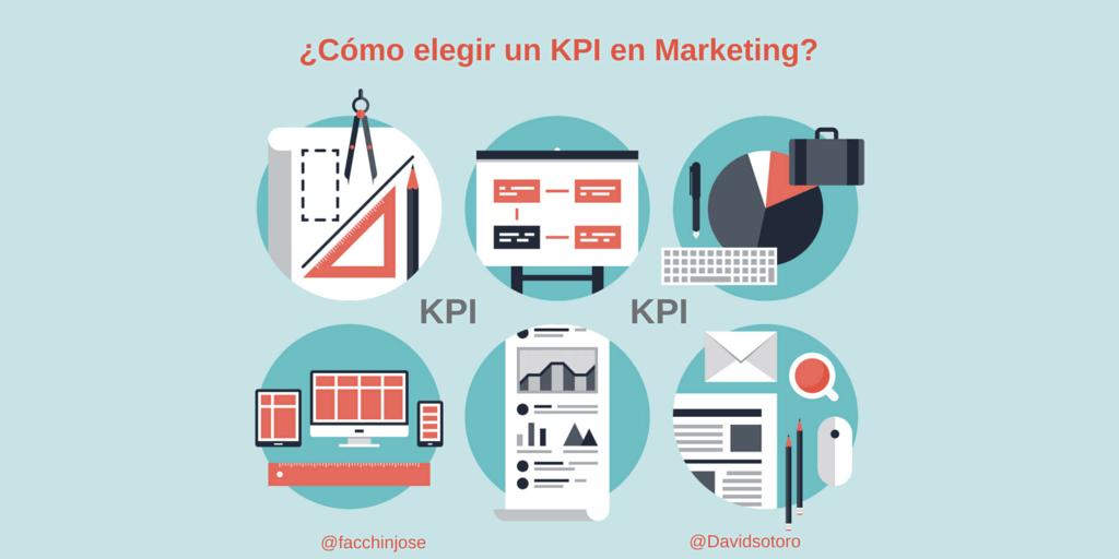¿Cómo elegir unidades de medida KPI en Marketing?