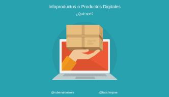 Productos Digitales internet
