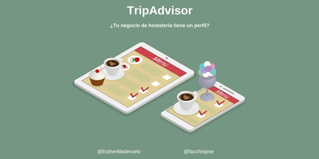 ¿Cómo crear el perfil de TripAdvisor de tu restaurante o bar?