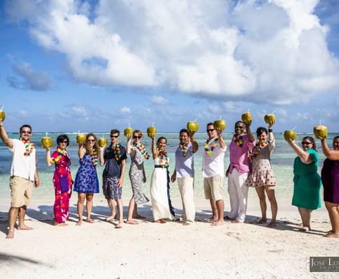 Belize Weddings, Ambergris Caye   Tranquility Bay Resort
