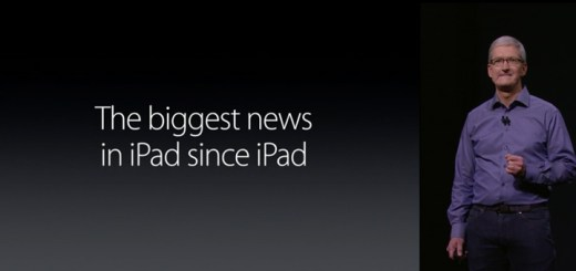 The biggest news in iPad since iPad