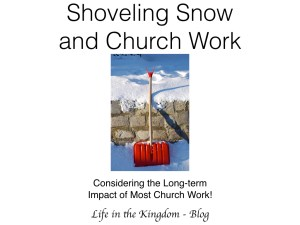 snow shovel by st. Mattox at freeimages.com