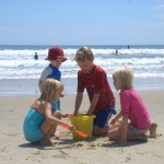 Kids on Vacation - by Ned Horton at www.freeimages.com