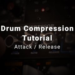 Drum Compression Basics: Creating Punchy Drums w/ Hannes Bieger