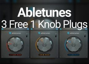 Abletunes Releases 3 Great Plugs for Free!